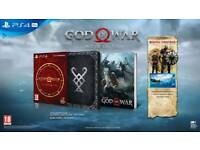 God of War - Limited Edition PS4 [New]