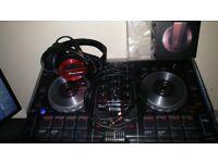 Pioneer DDJ SB2 + Headphone + Decksaver + Stand