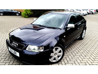 Superb AUDI S3 QUATTRO 1.8 T Remapped 265 BHP Turbo Boost Alloys Tinted Windows px