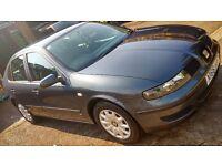 Seat Leon 1.6, 92.000 miles, year 2000, Full service History