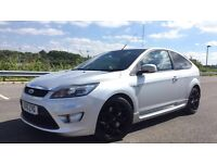 2010 FORD FOCUS ST3 2.5 TURBO 260BHP WITH BLACK LEATHER