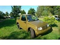 Suzuki vitara pick up automatic 4x4