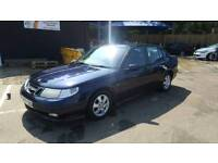 ++++QUICKSALE WANTED SAAB 9-5 AERO+++FULLY LOADED WITH MOT+++