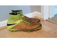 Pro Nike Hypervenom moulds size 9