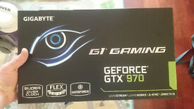 Gigabyte G1 Gaming GTX 970 (Graphics Card)