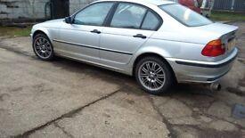Bmw 318i SE 2000 1.9 petrol - - Breaking