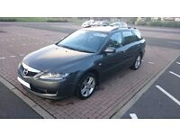 MAZDA 6 TS D 143 LOW MILEAGE