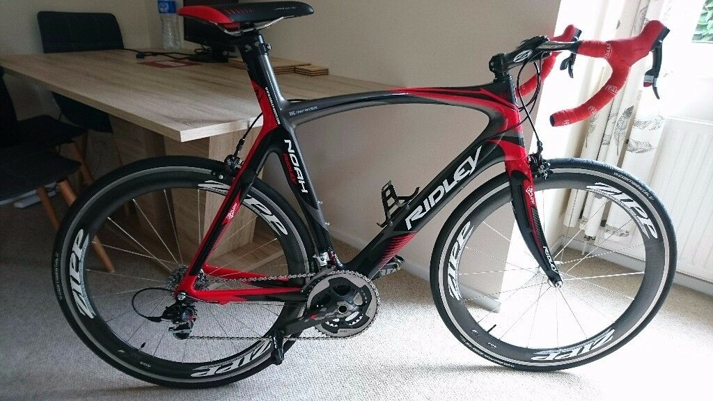 Road Bike Ridley Noah Full Carbon L 56 In Wokingham
