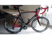 Road bike Ridley Noah full carbon L (56)