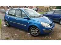 Renault Scenic II 1.6L Petrol
