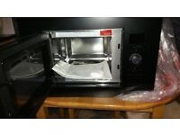 Russell hobbs built in digital microwave oven