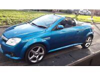 Vauxhall Tigra 1.8 Convertible beautiful car