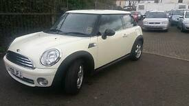 Mini One 1.4, 32,000 miles, one owner