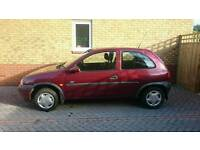 REDUCED!! Vauxhall Corsa