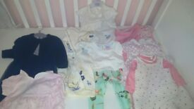 3-6 months clothing bundle