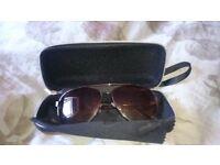 Timberland Aviator Sunglasses Excellent Condition