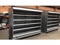2.5m & 3.75m Remote Chiller Refurbished / Multi Deck