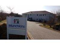 Munchkins Preschool Nursery childcare