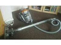 Dyson dc19 cylinder hoover