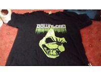 Download festival 2007 t-shirt.
