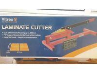 Laminate cutter (Vitrex)