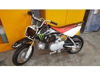 Honda crf 50 crf50