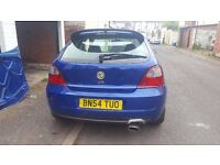 MG ZR 1.4 105, 2004 Blue