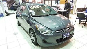 2012 Hyundai Accent L - FACTORY WARRANTY | NO AIR CONDITIONING