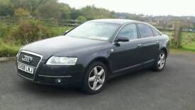 2008 Audi A6 2.0 TDI full leather interior cambelt changed and service done