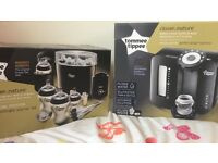 Brand new tommee tippee perfect prep machine and essential starter kit