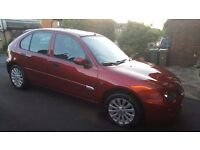 Rover 25 - 1.4 GLI. 2005(05 reg) Excellent condition and only 51000 genuine miles.
