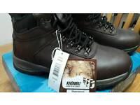 Brand new khombu hiker boots boxed