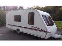Swift Charisma 4 berth 2005 clean family caravan with motor mover