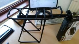 New Top quality Bike Pannier Rack Seat Post Mount