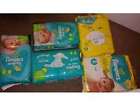 Bargain Size 2 pampers