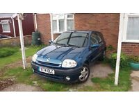 Renault Clio for sale, £400.00 ONO