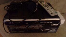 Sagem digital tv recorder dtr 67160t