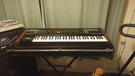 Roland juno 6 synthesizer needs a service synth swap?