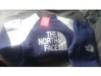 Boys north face tracky