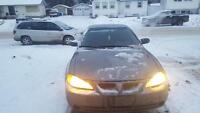 2003 Pontiac Grand AM SE 4dr