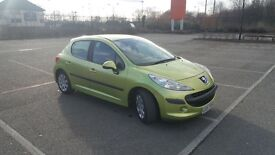 Peugeot 207 **1.4 HDI Hatch Back Turbo Diesel** (Cheap Road Tax £30 full year)