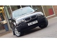 BMW X3 2.0 20d SE SUV 5dr Diesel Manual ((W.MILEAGE+SUNROOF+11M MOT))