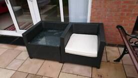 Rattan furniture extras.. £65
