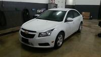 2013 Chevrolet Cruze LT Turbo | LEATHER | HEATED SEATS | 1 OWNER