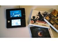Original Nintendo 3DS with Nintendo Network ID Account and 24 Games
