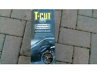 T cut polishing and protection