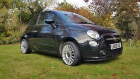 Fiat 500 1.2, Two owners 22,400 miles, Full service history