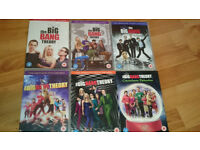 Big Bang Theory DVD Box sets