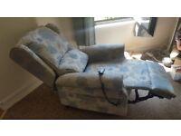 Rise recliner chair