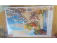 Brand New Trefl 1000 piece Jigsaw Puzzle in Wrapping.